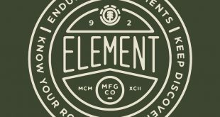 Grafiken für Element Skate Co @lincolndesignco #type #badge #badgedesign #a ...