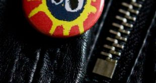 Urschrei - handgemachte Button Badge - Screamadelica - Indie - Alternative Badg ...
