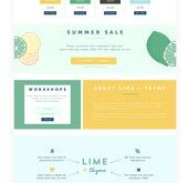 WordPress Website Design für Lime + Thyme | Selbst gehostetes WordPress-Design mit ...